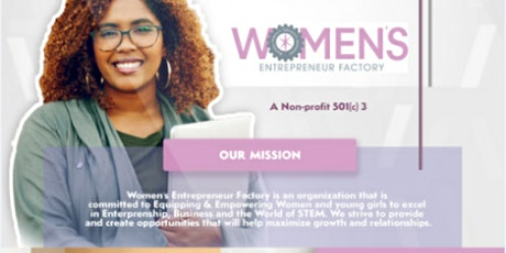 #BusinessDoneRight with the Women's Entrepreneur Factory tickets