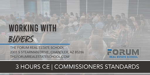 CE - Commissioners Standards - Working with Buyers