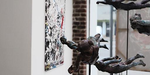Art Exhibition: Ephemeral Embrace