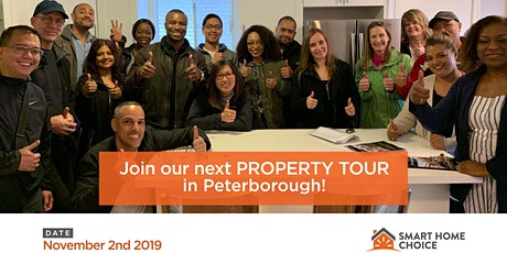 Real Estate Investing Property Tour - Peterborough tickets