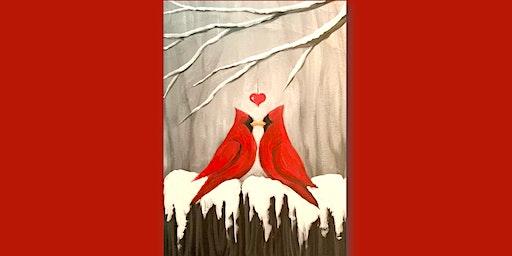Valentine Cardinals