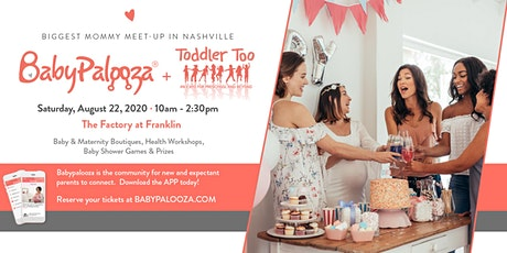 Babypalooza Baby & Maternity Expo - Nashville, TN 2020 tickets