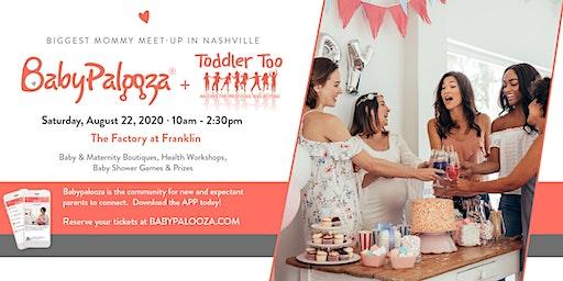 Babypalooza Baby & Maternity Expo - Nashville, TN 2020