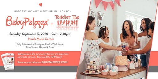 Babypalooza Baby & Maternity Expo - Jackson, MS 2020