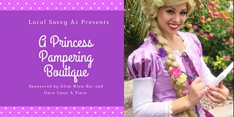 A Princess Pampering Boutique tickets
