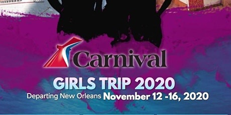 GOLDENONES GIRLFRIENDS ,CRUISE NEW ORLEANS to COZUMEL tickets