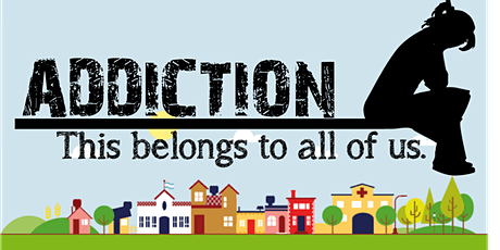 Addiction: This Belongs to All of Us tickets