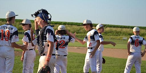 DeLaSalle/Millers Baseball Clinics 3:30pm - 4:45pm