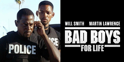 Bad Boys for Life - Happy Hour & Movie Night