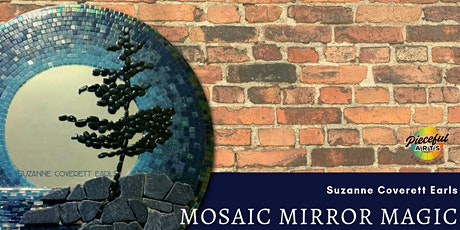 10 week Mosaics for Beginners  Session 2: April 22-June 24 tickets