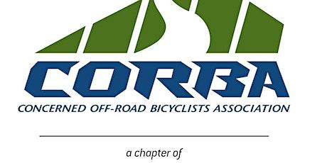 CORBA Membership DRIVE & RIDE! tickets