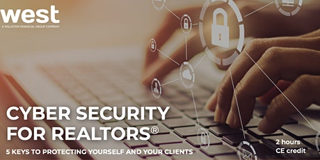 Cyber Security for Real Estate Agents tickets
