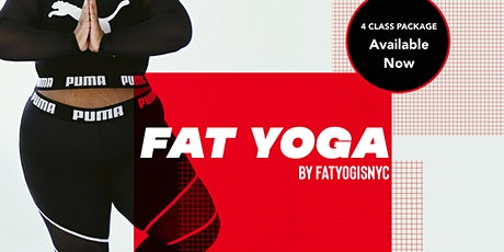 FAT YOGA | FAT YOGIS NYC tickets