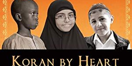 CANCELLED Family Movie & Discussion Night: Koran By Heart tickets
