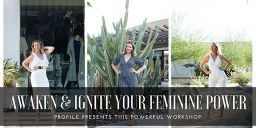 PROFILE PRESENTS: Awaken & Ignite Your Feminine Power (Mooloolaba)