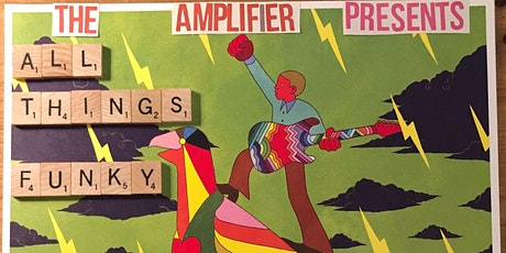 All Things Funky with DJ Eleznov at Amplifier - No Cover Charge! tickets