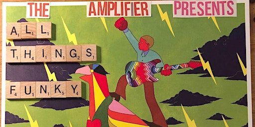 All Things Funky with DJ Eleznov at Amplifier - No Cover Charge!