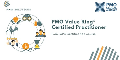 PMO-CP (PMO VALUE RING Certified Practitioner) Certification Course tickets