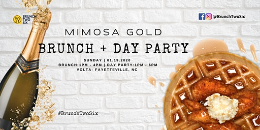 Mimosa Gold Brunch