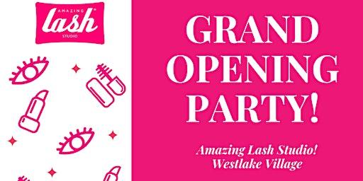 Amazing Lash Studio- Westlake Village Grand Opening