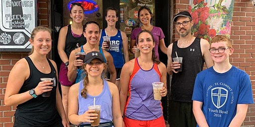 Fells Point Weekly Monday Rise & Run