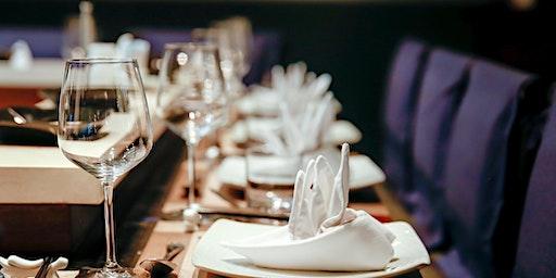 UW Bothell Etiquette Dinner 2020 - Student Registration