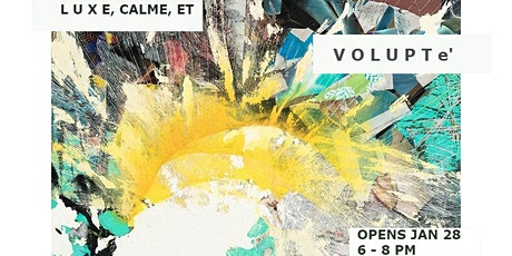 Luxe, Calme et Volupté: Contemporary Approaches to Landscape tickets