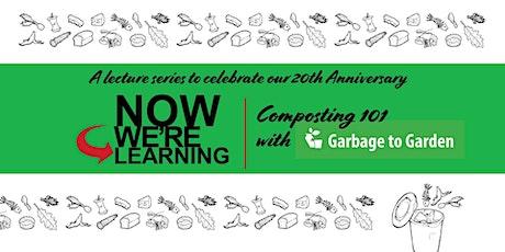 Composting 101 biglietti