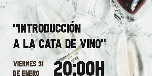 Introducción a la cata de vino