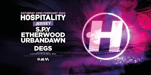 Hospitality 2020 Jersey S.P.Y, Degs, Etherwood, Urbandawn plus much more