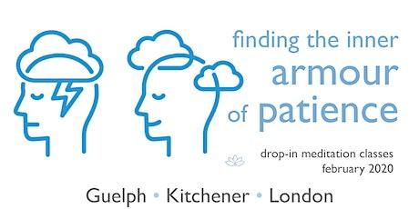 Training the Mind Meditation - Thursday Evening Meditation Classes (London) tickets