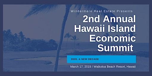 2nd Annual Hawaii Island Economic Summit