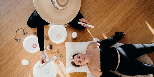 Sound Meditation + Reiki Healing at Mama's Wellness Joint