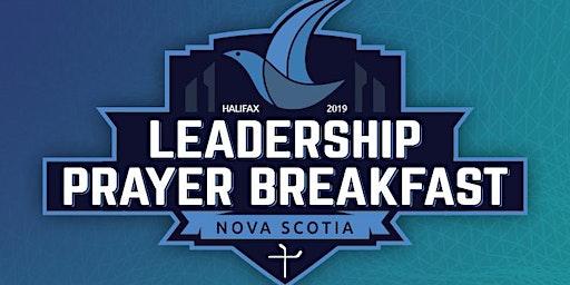 Nova Scotia Leadership Prayer Breakfast 2020
