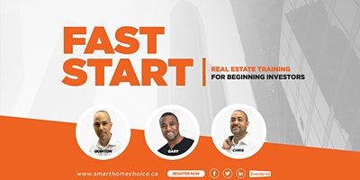 Fast Start Real Estate Investing Workshop For Beginning Investors
