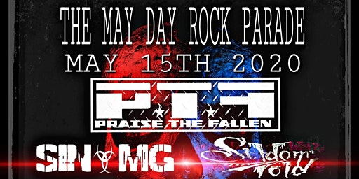 The  MAY DAY ROCK Parade 2020 with Praise the Fallen