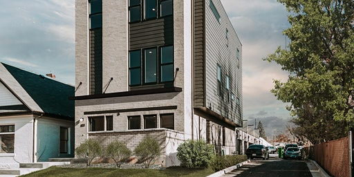 theROSE Townhomes Grand Opening