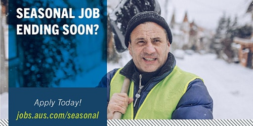 Tired of Seasonal Work? Jump Start a Career in Security Today!