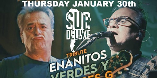 Enanitos Verdes y Hombres G Tribute BLUE MARTINI FT LAUDERDALE