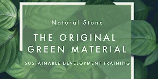 Natural Stone: The Original Green Material