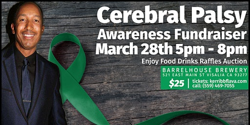 Cerebral Palsy Awareness Fundraiser 2020