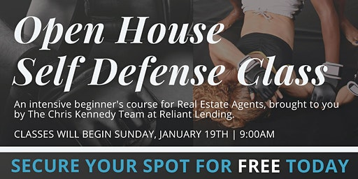 FREE Self Defense Class!!
