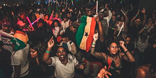 Afro Soca Love : Charlotte Pop Up