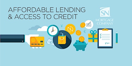 Affordable Lending and Access to Credit tickets