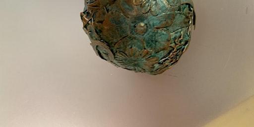 Make a dragon or Easter egg sculpture