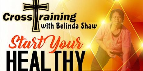 CrossTraining With Belinda Shaw tickets