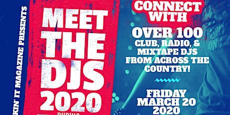 Meet the DJs Industry Meet & Greet during SXSW tickets