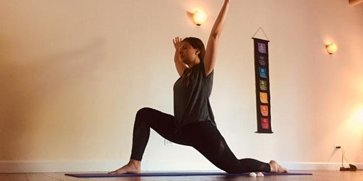 Easy Morning Flow Yoga with Janelle