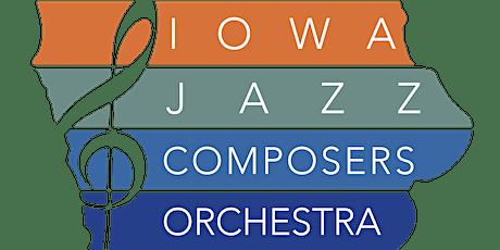 Iowa Jazz Composers Orchestra in Iowa City tickets