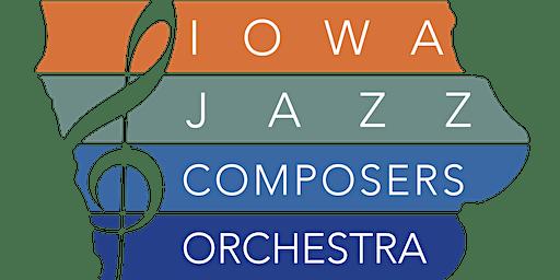 Iowa Jazz Composers Orchestra in Iowa City